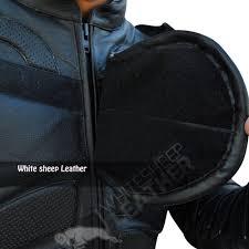 batman the dark knight rises motorcycle jacket
