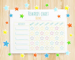 Toddler Good Behavior Sticker Chart Thinking About Using A Kids Rewards Charts