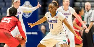 gator women s basketball ends season following round one exit in sec tournament
