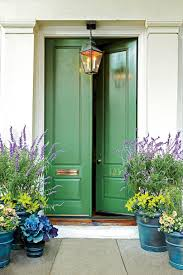 Image Paint Colors Grass Green Charleston Green Front Door Southern Living 19 Bold Colors For Your Front Door