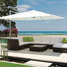 kingston cantilever parasol luxury