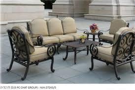 outdoor furniture patio furniture cast