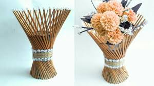 News Paper Flower Vase Making Flower Vase With Newspaper Best Flower Site