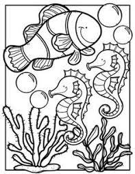 free ocean s coloring book made by creative clips clipart