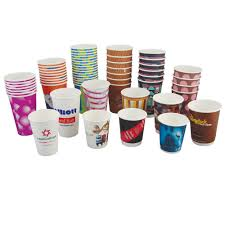 Printing Double Layer Paper Cup New Design Company Logo Printed     Customise our paper cups with your logo or message