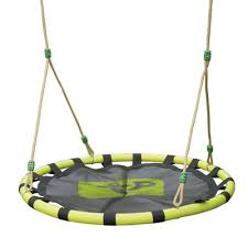 tp activity toys nest swing 1 2m large round children s swing seat the outdoor toy centre