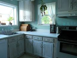White washed kitchen cabinets Shaped 25 Photos Gallery Of Good Looking Whitewashed Kitchen Cabinets Adventure Good Looking Whitewashed Kitchen Cabinets Prevailingwinds Home Design