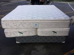 sealy full size mattress king size bed sealy have full size mattress or two pieces zip u