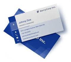 Buisness Card Online Free Business Card Maker Create Your Own Cards Online