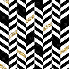 Seamless Chevron Pattern with Glittering Royalty Free Vector Clip Art