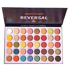 Beauty Glazed Make Up <b>Eyeshadow Palette</b>, <b>39</b> Colours + 40 ...