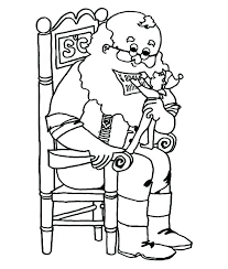 Elf On The Shelf Coloring Pages Cantierinformaticiinfo