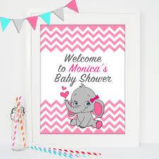 Pink Elephant Baby Shower  Aspen JayElephant Themed Baby Shower For Girl
