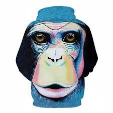 <b>Animation 3D Print Hoodie/Sweatshirt</b> Unisex Pullover Oversize ...