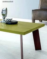 smart coffee table black asda