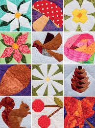 457 best paper pieced quilt blocks images on Pinterest   Fabrics ... & Quilt blocks from A Paper-Pieced Garden Adamdwight.com
