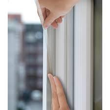 Tesamoll Fensterdichtung Türdichtung Premium Flexible Transparent
