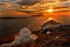 Αποτέλεσμα εικόνας για plaka milos sunset