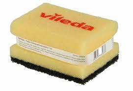 <b>Губка Vileda Glitzi</b> для кастрюль 1шт не упакованная ... - купить с ...