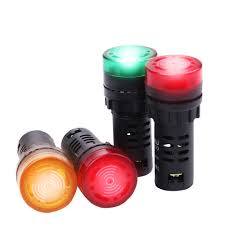 Strobe Indicator Light Us 1 5 20 Off Alarm Signal Lamp Strobe Warning Light 12v Indicator Light Led Lamp Small Flashing Light Security In Alarm Lamp From Security