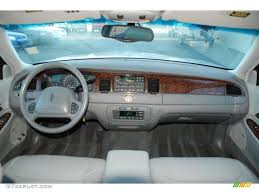 1998 Lincoln Town Car Cartier Light Graphite Dashboard Photo ...