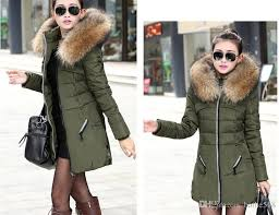 2018 new 2017 winter women jacket coat thicken slim female fur collar long down coat casual parka plus size 3xl from baihe518 43 87 dhgate com