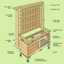 diy planter box plans how to make wooden planter boxes waterproof garden design