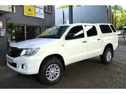 2013 TOYOTA HILUX 2.5 D4D 4x4 SRX Auto For Sale On Auto Trader South ...
