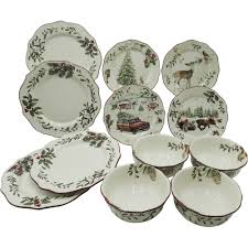 Camouflage Dishes Better Homes And Gardens Heritage 12 Piece Dinnerware Set