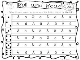 See our extensive collection of esl phonics materials for all levels, including word lists, sentences, reading passages, activities, and worksheets! 13 Roll And Read Letter Sounds Worksheets Preschool 1st Grade Phonics