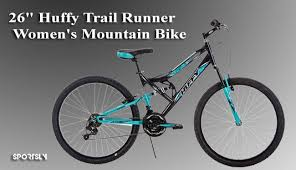 26 Huffy Trail Runner Womens Mountain Bike Review Sportsly