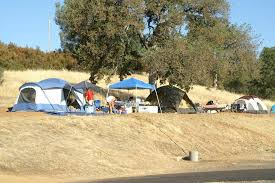 interactive image photo camping at new melones for larger photo