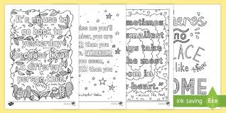 Our cool coloring tribe continues making free, each month different themed, coloring pages for your pleasure. Bullet Journal Inspirational Quotes Coloring Page