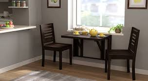 ... Blaine Capra 2 Seater Wall Mounted Dining Table Set 01 ...