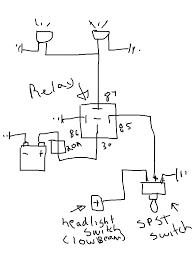 Fog light wiring diagram stylesyncme