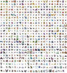 Pokemon Y Pokedex (Page 1) - Line.17QQ.com