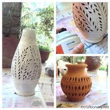 painted clay pots diy 19