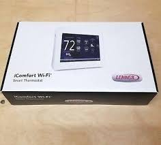 lennox 10f81. full image for compact new in box lennox 10f81 icomfort wi fi touchscreen thermostat latest version f