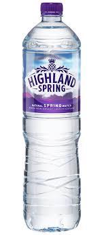 <b>Вода Highland</b> Spring <b>минеральная</b>, негазированная, 6 шт по 1.5л