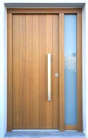 beautiful exterior wooden door with glass front wooden door designer wood doors solid core veneer modern