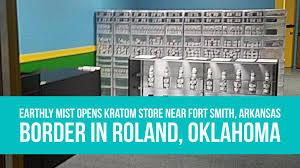 Kratom Vending Machine Delectable Kratom Store Near Fort Smith Arkansas Border In Roland Oklahoma