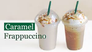 starbucks caramel frappuccino recipe. Wonderful Caramel How To Make Starbucks Caramel Frappuccino Copycat Recipe        YouTube In Frappuccino