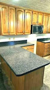 how to redo kitchen countertops resurface kitchen redo countertops without replacing