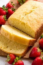 Traditional Pound Cake