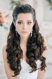Wedding Hairstyles For Long Hair Without Veil Společenské šaty
