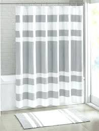 outstanding extra long waffle weave shower curtain