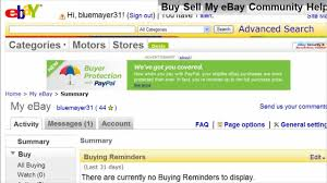 Send Invoices Watch Me Send An Invoice To A Customer On EBay EBay Video Tutorial 8