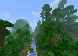 Image result for minecraft jungle