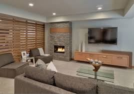 basement interior design.  Basement Modern Basement Ideas To Prompt Your Own Remodel  Sebring Services With Interior Design