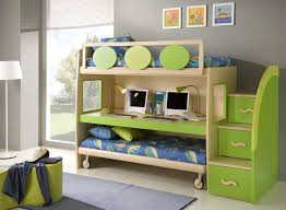 Shocking Bunk Beds For Small Room More Than One Child Double Space Problem  Saving Simple Solution